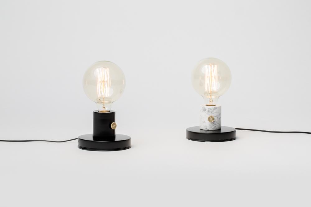 lampy stołowe retro