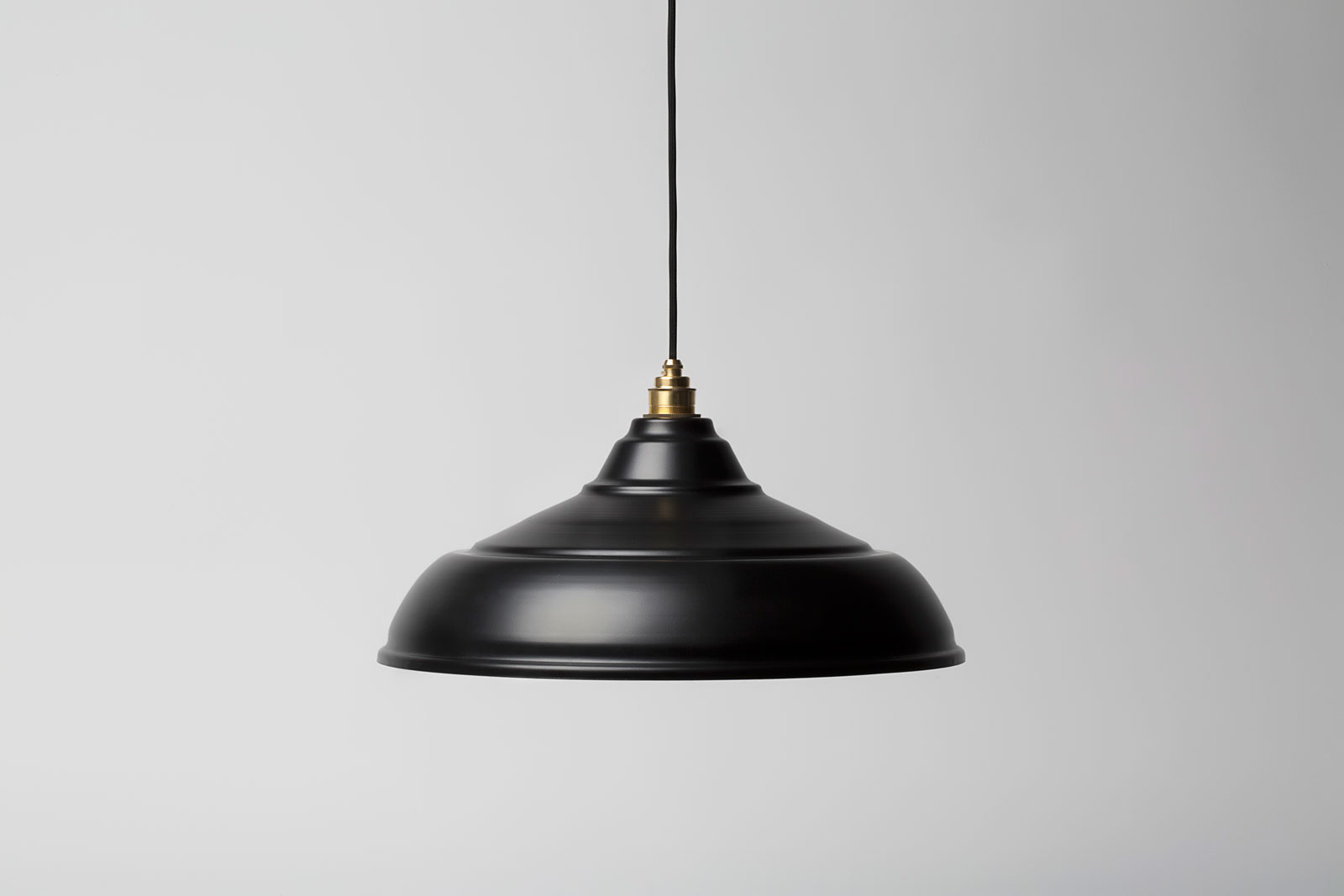 lampa loftowa czarna